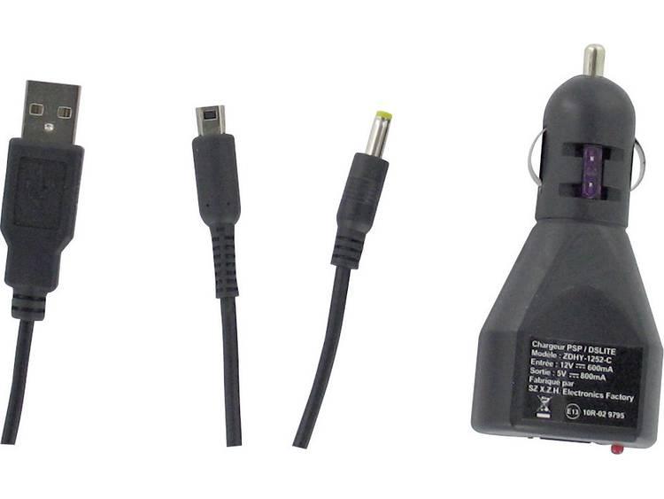 082972 USB oplader voor in de auto