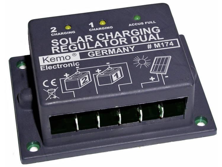 Kemo M174 Solar laadregelaar 12 V 16 A