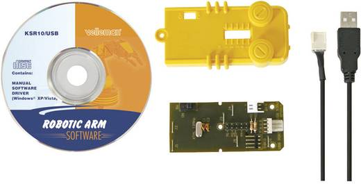 USB-Interface Velleman voor 07 96 55