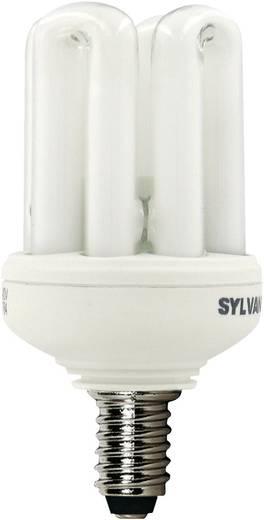 Spaarlamp Mini-Lynx E14-11W helder wit Sylvania