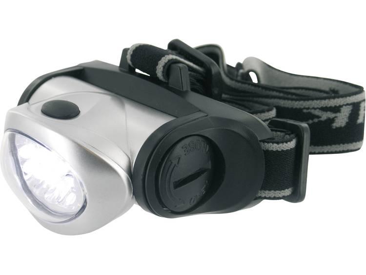 Hoofdlamp LED 8 LEDs Werkt op batterijen 125 g