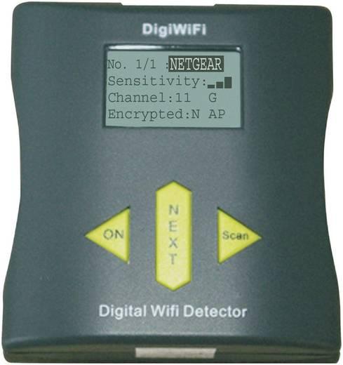 Detectie WiFi-netwerken. Wi-Fi Hobbes Digi-Wifi