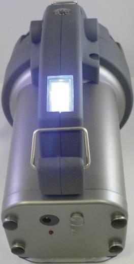 Accu handschijnwerper CR-2008-R6 Grijs LED/