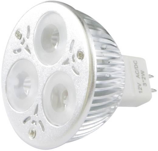 LED-lamp GU5.3 Stift 6 W = 35 W Koudwit Energielabel: A LADY Light 1 stuks