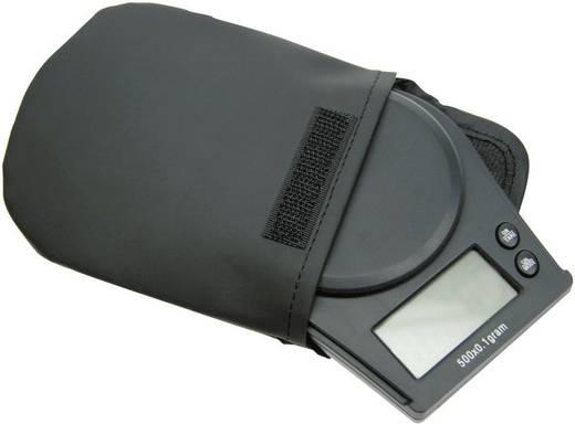 VTBAL22 Zakweegschaal Velleman Weegbereik (max.) 500 g Resolutie 0.1 g Werkt op batterijen