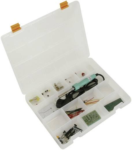 Velleman EDU03 Soldeerboutset 230 V Incl. leerpakket