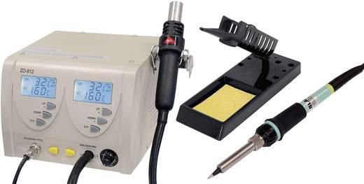 Soldeer-/desoldeerstation Digitaal 60 W, 320 W ZD912 +160 tot +480 °C