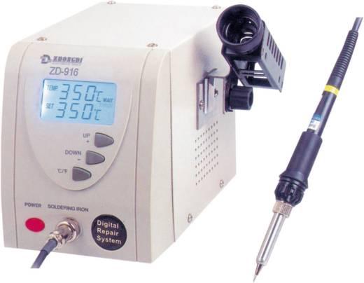 Soldeerstation Digitaal 60 W, 130 W ZD916 +160 tot +480 °C