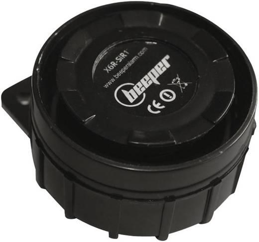 Diefstalbescherming X6R Beeper 6 V, 12 V