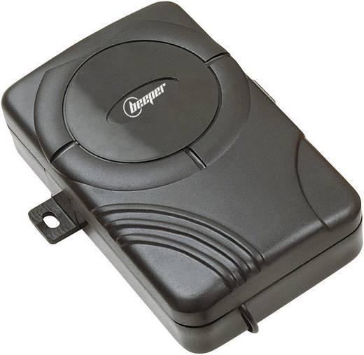 Diefstalbescherming X7R Beeper Incl. afstandsbediening, Schoksensor 6 V, 12 V
