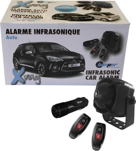 Auto-alarmsysteem XR5 universeel Beeper 12 V