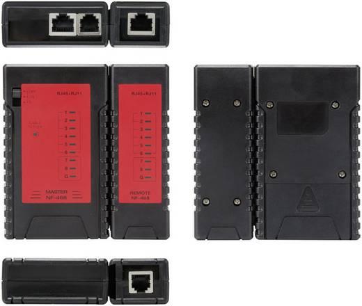 Velleman VTLAN6 Geschikt voor RJ-45, 10BASE-T, Token Ring, RJ11/12 kabels