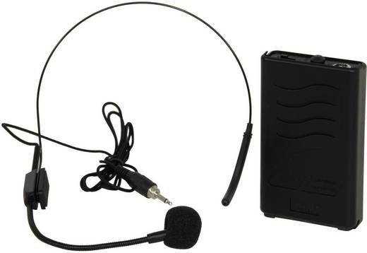 Ibiza Sound PORT12VHF Draagbare speaker 30 cm