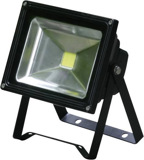 LED-buitenschijnwerper Lumihome DEC/GL20-R 20 W Zwart