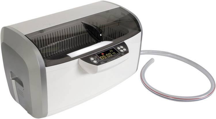 Image of Velleman VTUSC6 Ultrasoonreiniger Universeel 310 W 6 l met verwarming