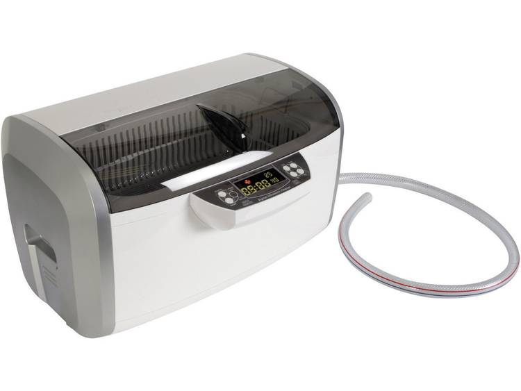 Ultrasoonreiniger van 6 liter 300 W Velleman VTUSC6