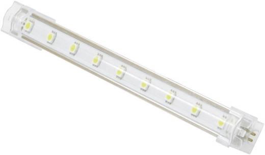 Waterproof led verlichtingsbalk van 50 cm RGB 6W Lady Light