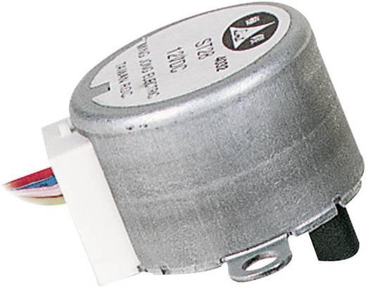 Velleman Stappenmotor 64 stappen MOTS1 MOTS1 12 V/DC Fasestroom (max.) 32 mA