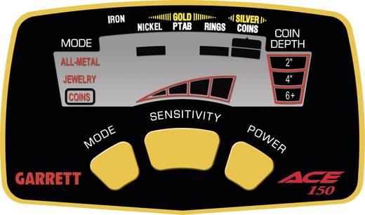 Garrett ACE150 Metaaldetector digitaal (LCD), akoestisch
