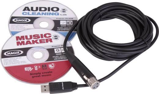 DJ Tech XLR2USB Accessoirespakket