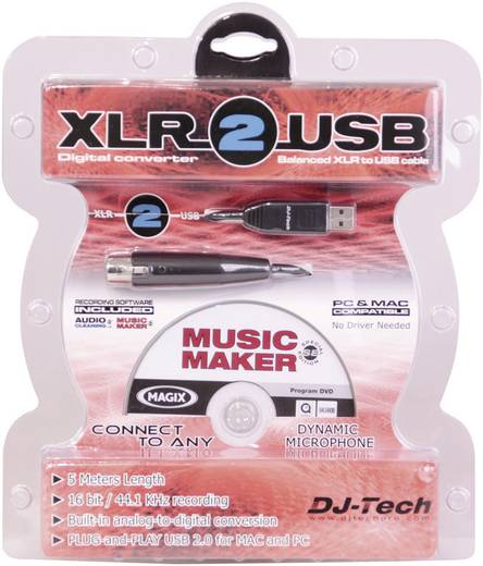 DJ Tech Accessoirespakket