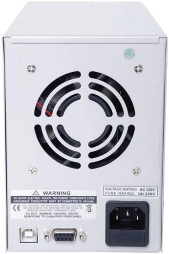 Velleman LABPS3005D Labvoeding, regelbaar 0 - 30 V/DC 0 - 5 A 150 W Aantal uitgangen 1 x