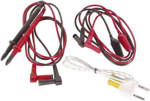 Velleman DVM205AM Multimeter Digitaal Kalibratie: Zonder certificaat Automotive CAT III 600 V, CAT II 1000 V Weergave (c