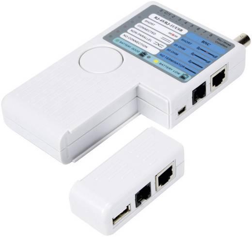 Velleman VTLAN7 Geschikt voor USB-A, USB-B, BNC, RJ45, RJ12, RJ11, RJ10