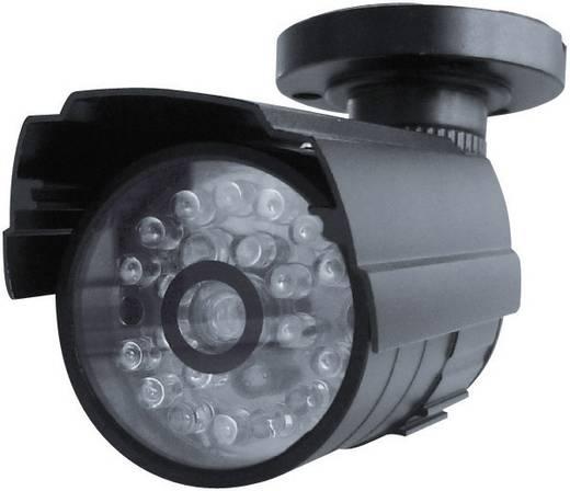 Dummy-camera met knipperende LED IDK CAM-E25F