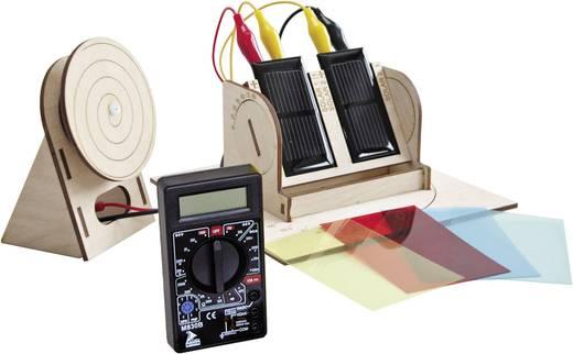 Zonne-energie experimenteer set met multimeter