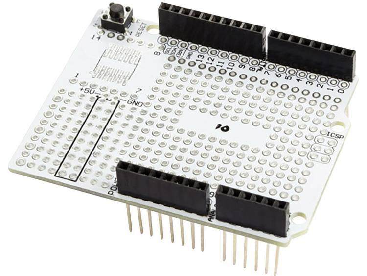 Arduino® Compatibel Uitbreidingsboard Voor Arduino® Uno R3