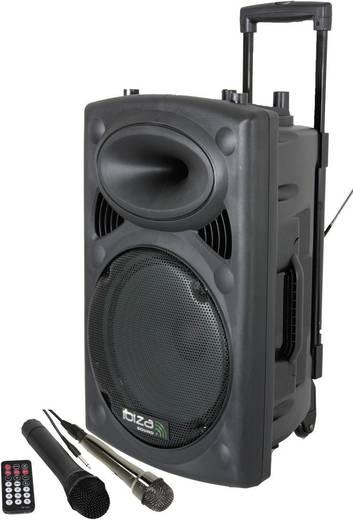 Mobiele PA-luidsprekers Ibiza Sound PORT8VHF-BT
