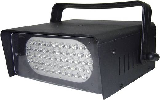 LED-stroboscoop Aantal LED's: 50 Ibiza light