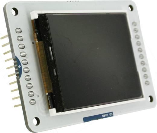 Arduino A000096 LCD TFT kleurenscherm 1,17 inch 4,5 cm