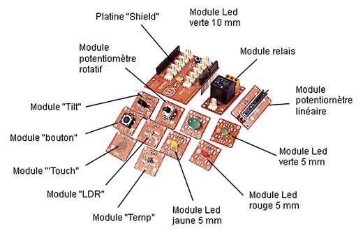 Startkit Tinkerkit voor Arduino Uno K000001