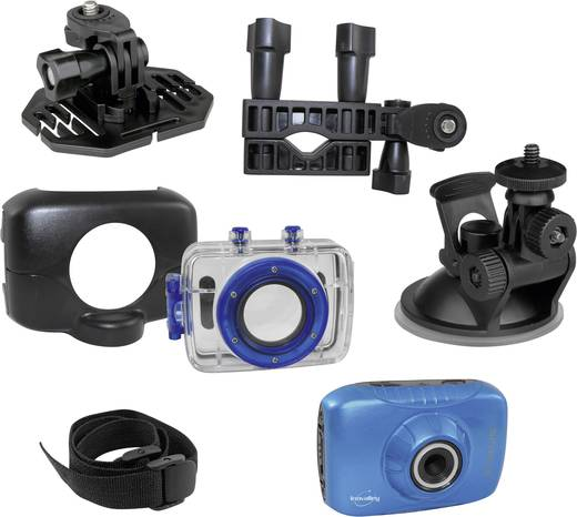 Waterdichte sportcamera Inovalley CAM20 blauw