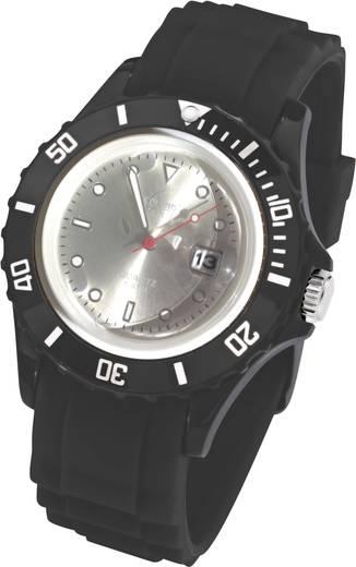 Chronotrend horloge met 4 bandjes voor heren