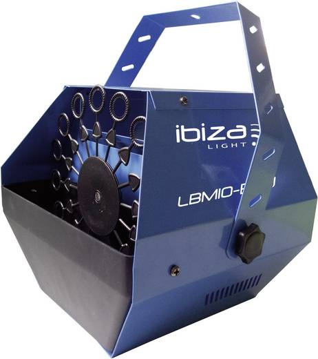Zeepbellenmachine Ibiza light LBM-10BL