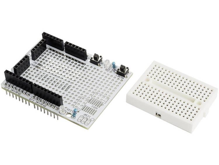Protoshield Prototyping Board Met Mini Breadboard Voor Arduino® Uno