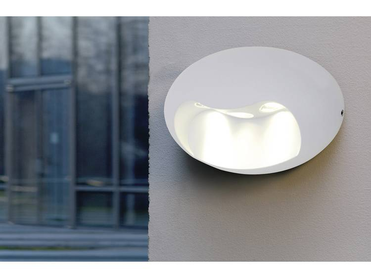 ECO-Light LED-designlamp Eyes Buiten LED-wandlamp 5 W Wit