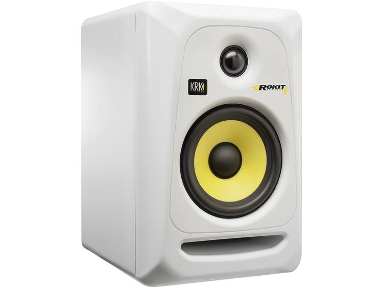 Actieve studio monitor 15 cm 6 inch KRK Systems RoKit 6 G3 SE 68 W 1 stuks