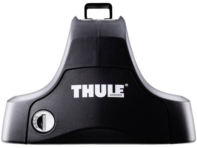 Thule Foot pack Rapid System 754 754002 754 Dakdrager Geschikt voor WingBar, Geschikt voor SquareBar, Geschikt voor SlideBar, Geschikt voor AeroBar, Centraal
