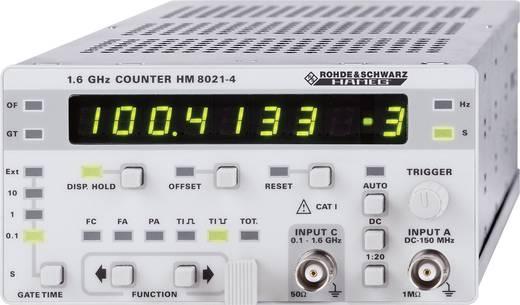 Rohde & Schwarz HM 8021-4 Frequentieteller, 0 - 150 MHz, , 100 MHz - 1.6 GHz