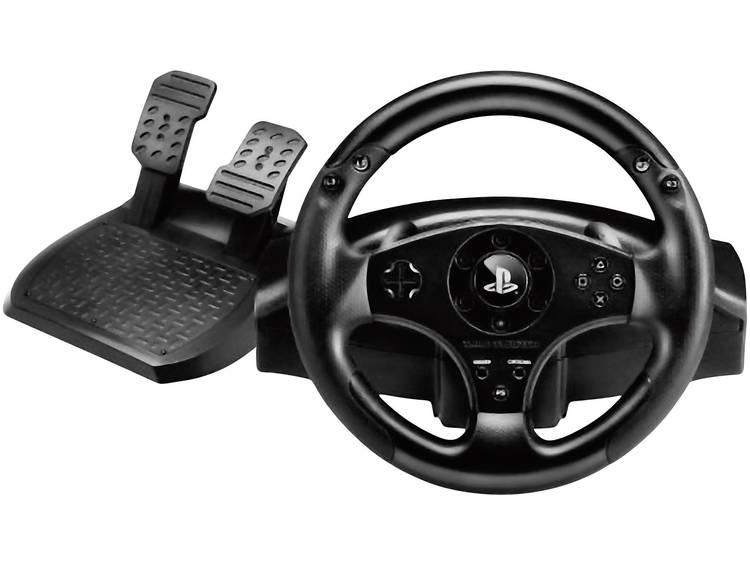 Stuur Thrustmaster T80 Racing Wheel PlayStation 3, PlayStation 4 Zwart Incl. pedaal
