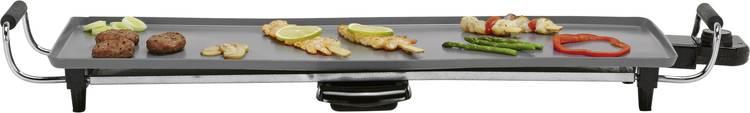 Image of Elektrische grill Tristar BP-2987 Teppan Yaki bakplaat met handmatige temperatuursinstelling Zwart