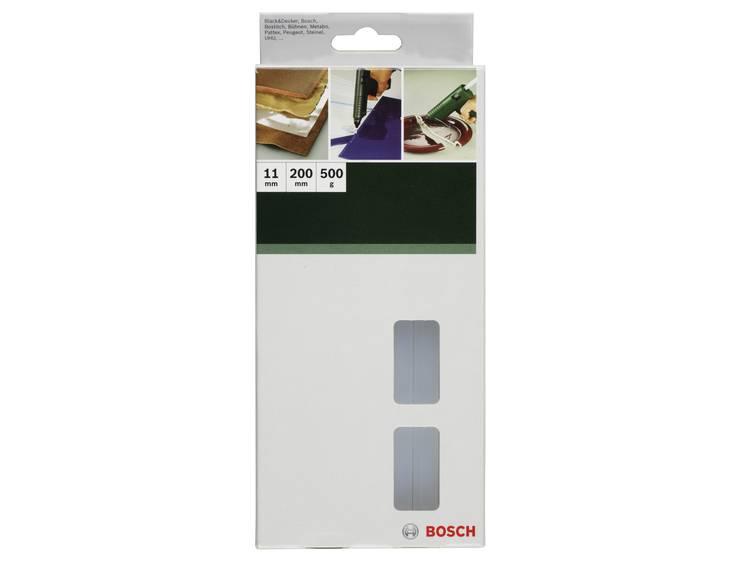 Bosch Smeltlijmsticks Ø 11 mm 200 mm Transparant 2609255800 500 g