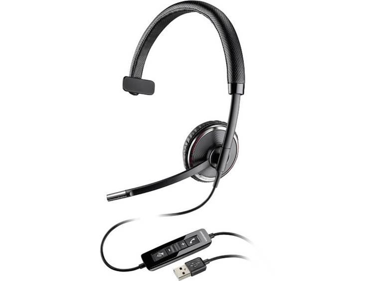 Plantronics Blackwire C510 USB Telefoonheadset Zwart, Zilver