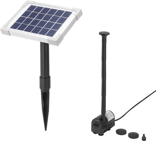 Renkforce 2 W 1007584 Pompset op zonne-energie 170 l/h