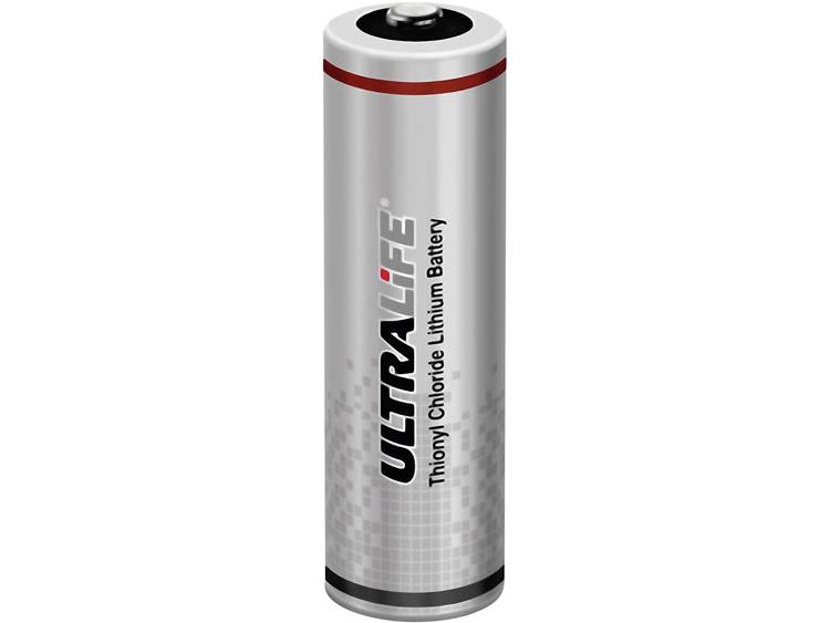 Ultralife AA (penlite) Lithium batterij 2000 mAh 3.6 V (Ø x h) 15 mm x 51 mm