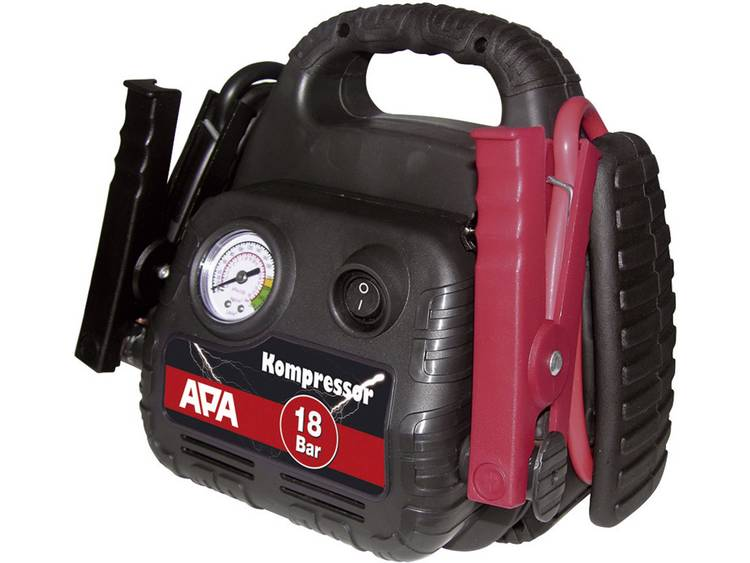 APA Snelstartsysteem Powerpack Starthulpstroom=400 A